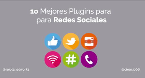 10 mejores plugins para redes sociales imagen de raiola networks