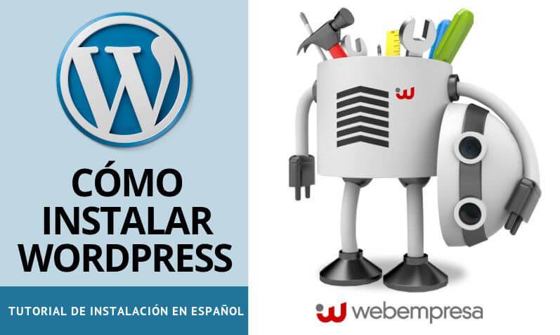 comoinstalarwordpress- imagen de webempresa