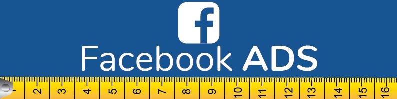 Tamaño de imágenes en facebook ads