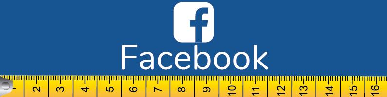 Tamaño de imágenes en facebook