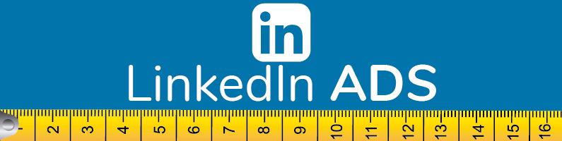 Tamaño de imágenes en linkedin ads