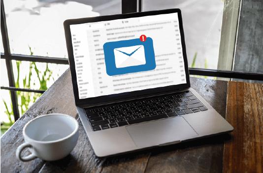 Imagen de ejemplo de email marketing