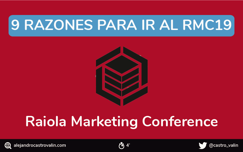 Raiola Marketing Conference – RMC19