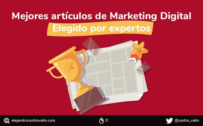34 Mejores Artículos de Marketing Digital para el 2020