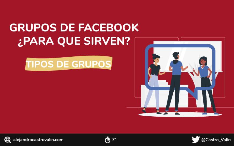 Grupos de Facebook: Qué son, para que sirven y características [Infografia]