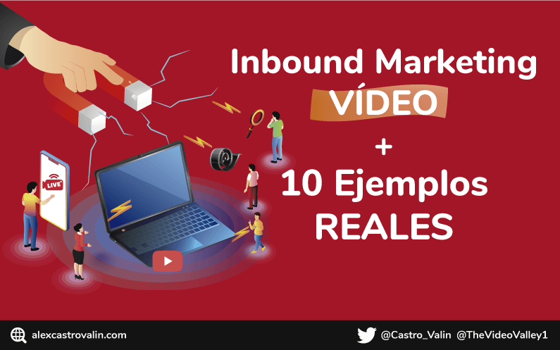 Inbound marketing video para tu estrategia de negocio + Ejemplos reales.