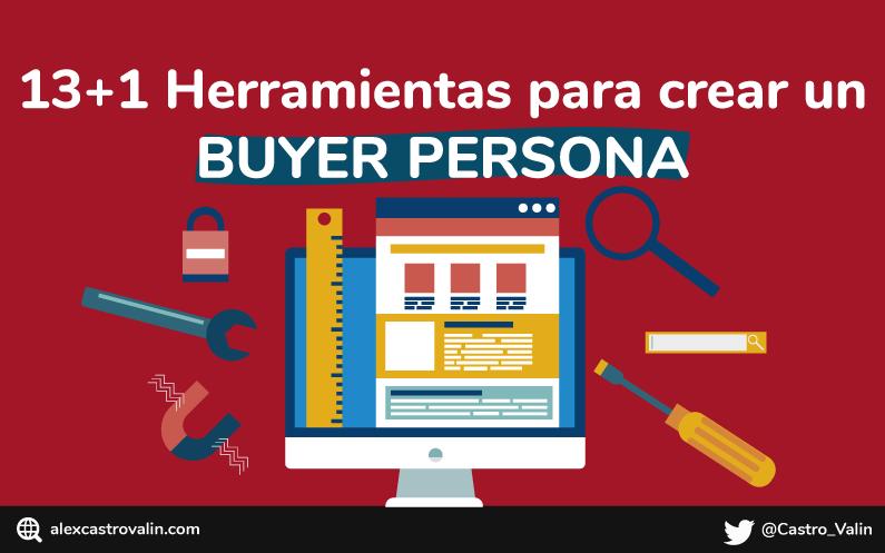 mejores herramientas para crear un buyer persona