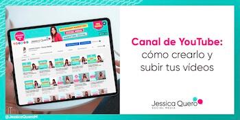 Nombrado en el listado de mejores canales de YouTube de Marketing Digital recopilado por Jessica Quero