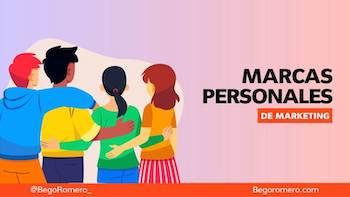 Elegido para el listado de Marcas Personales emergentes del 2021 de Bego Romero